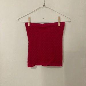 Intimately Free People red tube top
